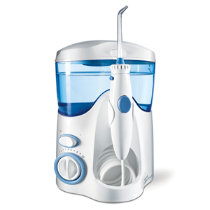 The Ultra Water Flosser for cleaning and flossing dental braces and orthodontic appliances