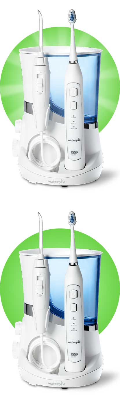 Complete Care Water Flosser + Toothbrush