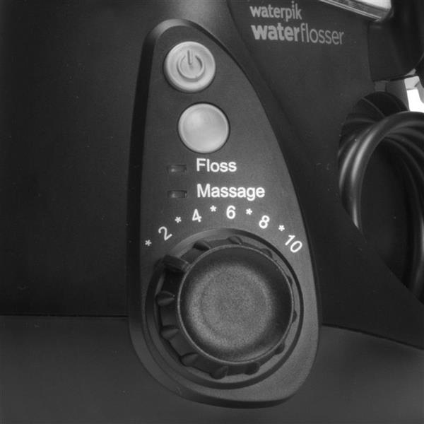 Pressure Control Dial - WP-662 Black Ultra Professional Water Flosser